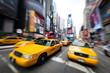 Fototapete Taxi - New york - Stadt allgemein