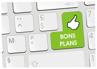 clavier bons plans