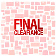 Final clearance background