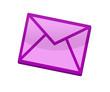 Mail violet