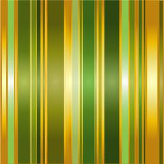 Strisce oro verdi