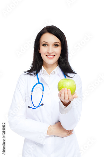 medical doctor woman