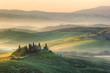 Toscana, paesaggio. Italia