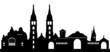 Skyline Nürnberg klein