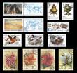 Briefmarken aus der ehemaligen Sowjetunion