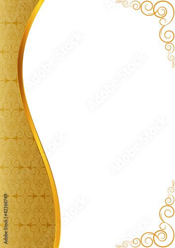 Altın renkli kutlama kağıdı