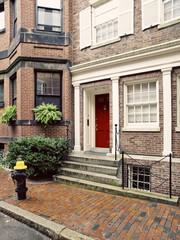 Beacon Hill Houses, Boston