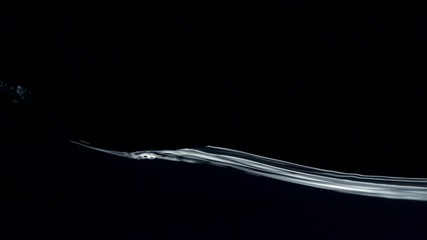 Water surface wave, Slow Motion