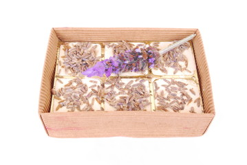 Lavender bath supplement
