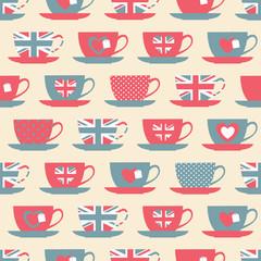British Teatime Background