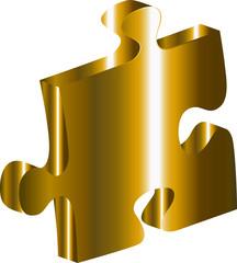 Puzzle oro
