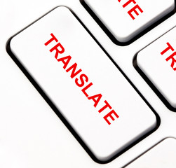 Translate button on keyboard