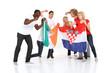 Irland - Kroatien