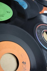dischi vinile 45 giri
