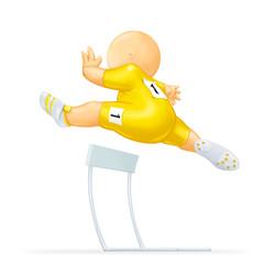 Olimpic games - Hurdles