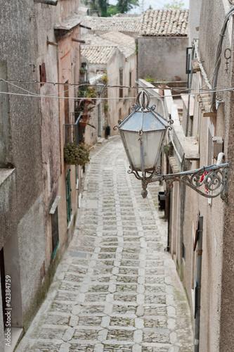 Erice, Sicily © winston