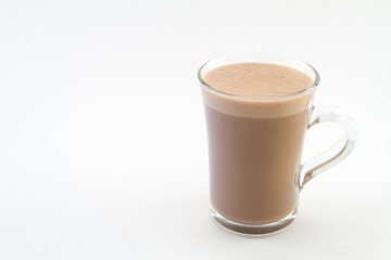cup of chocolate
