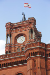 Berlino,Rotes Rathaus