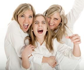 Celebrating sisters