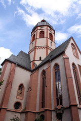 Church of St. Stephan in Mainz