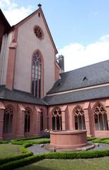 Church of St. Stephan in Mainz