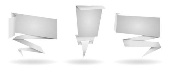 Origami Banners (III)