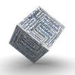 Metadaten - Würfel / Cube