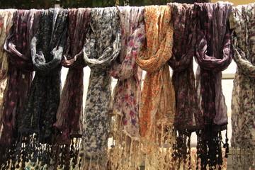 Venta de foulards 5