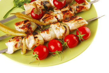 roast shish kebab