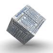 Verbraucherschutz - Würfel / Cube