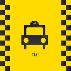 taxi vector