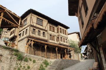 ottoman house at safranbolu
