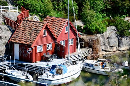 Norwegische Ferienhäuser