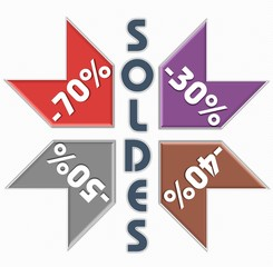 Support Soldes
