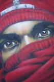 Grafitti face - 42401372