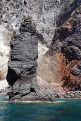 Islets and faraglioni of the Aeolian islands