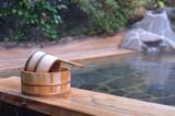 温泉旅館の露天風呂 - 42404994