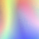 canvas texture with rainbow rays as abstract pastel background - 42406106