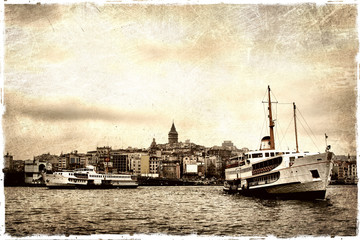 Ferry Boat Istanbul