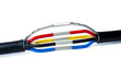 three phase cable jointing