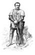 Warrior - 14th (Duguesclin's armorials)