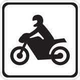 Fototapety moto
