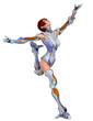 bionic woman ballet