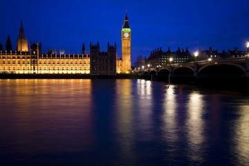 Londra, house of parliament
