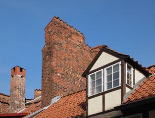 Halbturm Aegidienviertel Lübeck