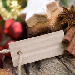 Weihnachtszeit, Plätzchen