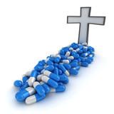 Death pills poster