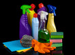 Cleaning set for home