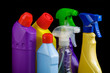 Sanitary bottle set