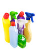Sanitary bottle set